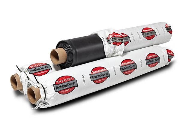 lapostető szigetelés rubbercover EPDM gumilemez tekercsek